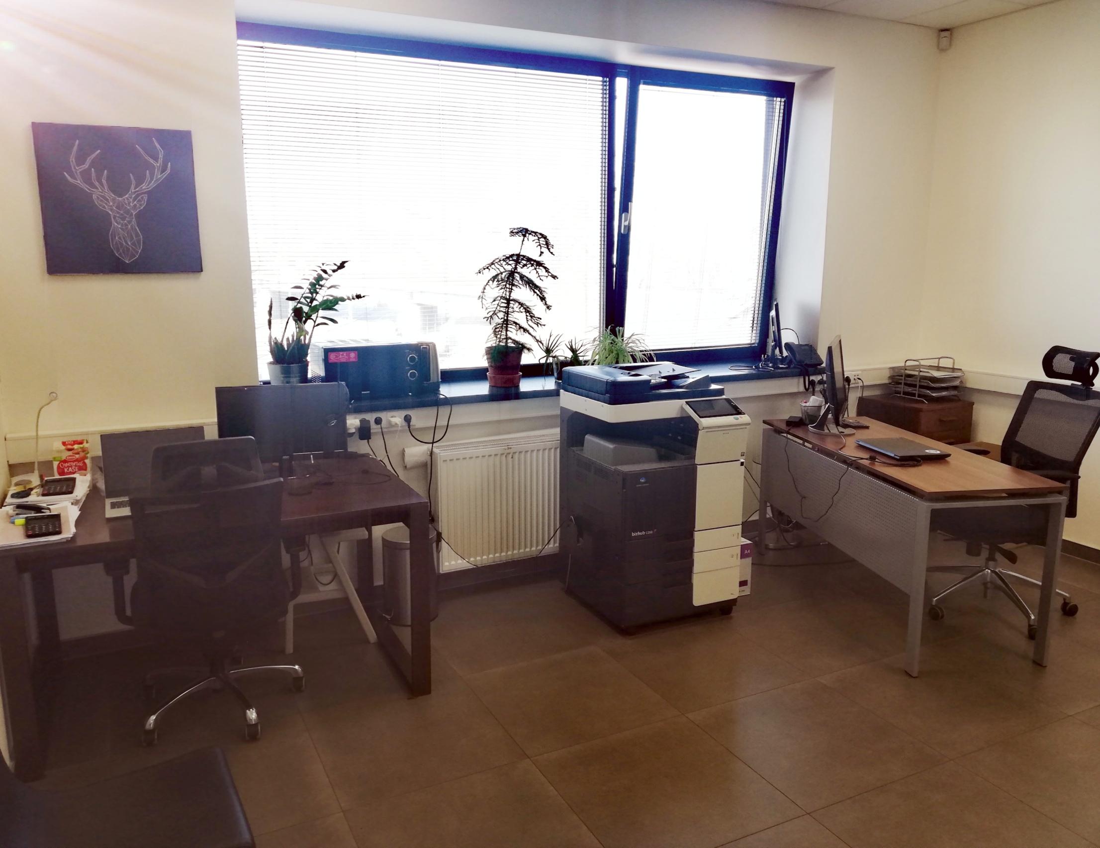 Pronájem kanceláře 25,3 m2
